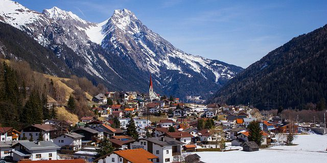 австрийский курорт