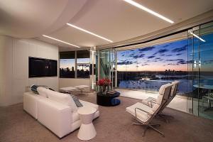 Панорамная квартира в Сиднее