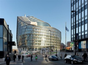 Самый большой бизнес-центр Англии