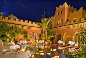 Отель Марокко