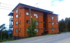 Многоквартирные деревянные дома