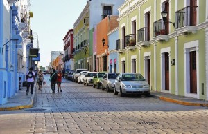 Улицы Мексики
