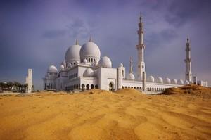 Дворец в пустыне