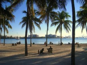 побережье Майами