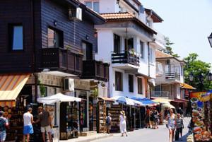 Улица, Болгария