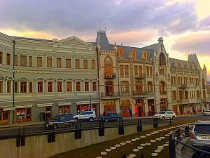 Улица Тбилиси