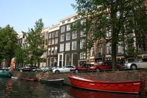 Канал Амстердам