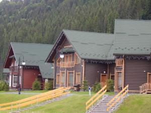 жильё в горах