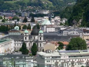 недвижимость в Зальцбурге