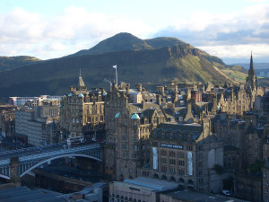 дома в Эдинбурге