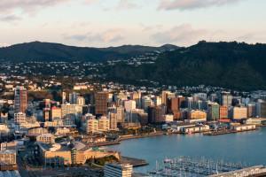 дома в Новой Зеландии