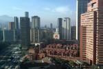 небоскрёб в Колумбии