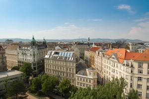 дома в Вене