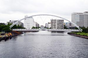 Токио, мост