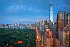 жильё в Нью-Йорке