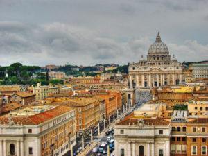 жильё в Риме