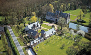 Замок Стен в котором жил известный художник Рубенс, продается за 4 млн. евро