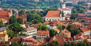 дома в Литве