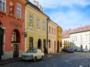 жильё в Будапеште