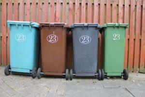 мусор в Германии