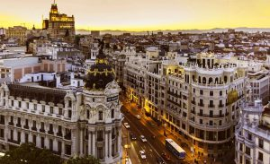 жизнь в Мадриде