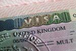 британская виза