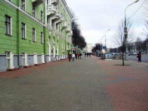 районы Минска