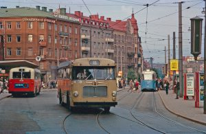 транспорт Стокгольма