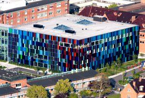 больницы Швеции
