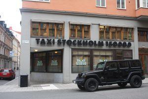 такси Стокгольма