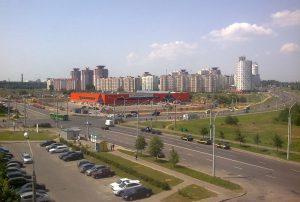 район Минска