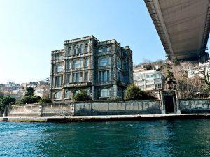 Самый дорогой особняк Стамбула выставлен на продажу
