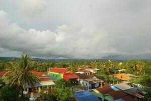 дома в Камбодже