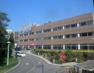 больница в Нью-Йорке