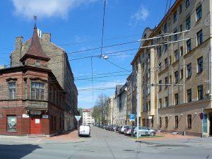 Районы Риги